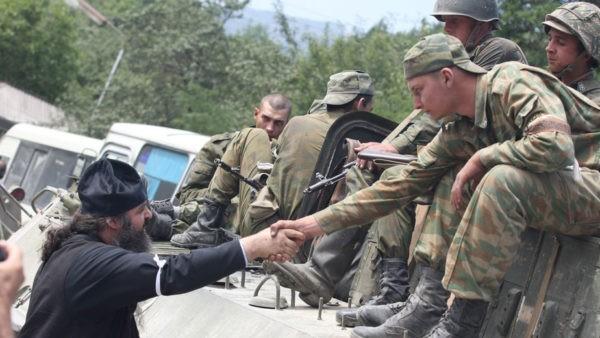 Как Церковь защищала мир в Южной Осетии