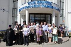В Московской епархии открылся первый церковный центр помощи женщинам с возможностью проживания