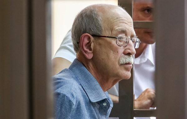 Правозащитники попросили отпустить из СИЗО обвиняемого в госизмене 74-летнего ученого