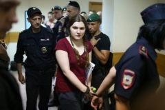 У России женское лицо, или Когда твоей дочери плетут косички в СИЗО