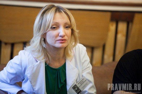 Диана Невзорова: В большей части онкодиспансеров отсутствуют паллиативные отделения