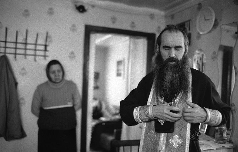 Второбрачие священников: А если это любовь?!