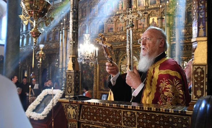 Буквально на глазах Фанар утрачивает признаки православности – но ничего нового в этом нет