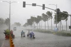 Тайфун «Мангхут» на Филиппинах унес жизни 28 человек