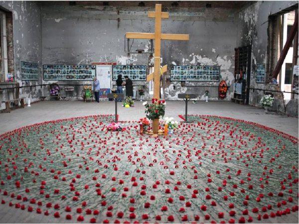 В России вспомнили и помолились о жертвах теракта в Беслане
