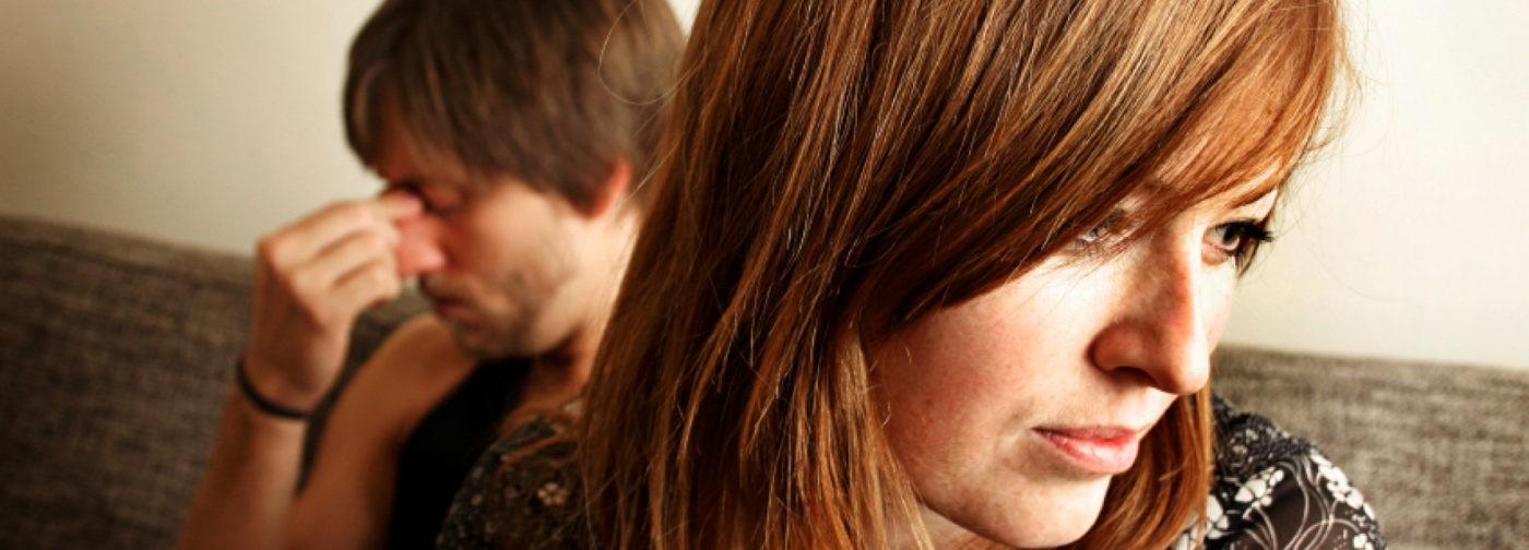 При первых трудностях родители настаивают: «Если тебе плохо, разводись»