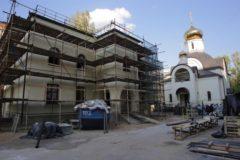 В Москве откроют первый храм в честь Николая II и царской семьи