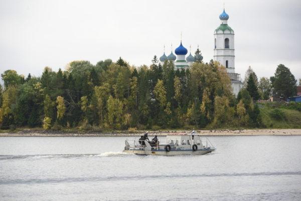В старейший островной монастырь Русского Севера возвратили мощи святого Иоасафа Каменского
