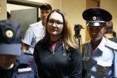 """Суд отменил постановление об аресте фигурантки дела """"Нового величия"""" Марии Дубовик"""