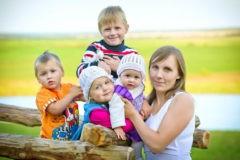 Пенсионные льготы для многодетных матерей вступят в силу с 2021 года