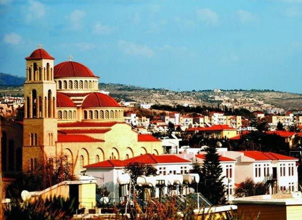Кипрская Церковь готова помочь урегулировать раскол на Украине