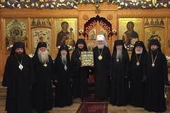 Русская Церковь Заграницей поддержала решения РПЦ по Украине и Константинополю
