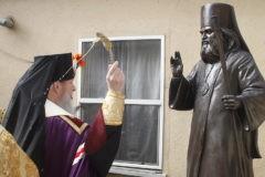 Чудотворцу Иоанну Шанхайскому установили памятник в США