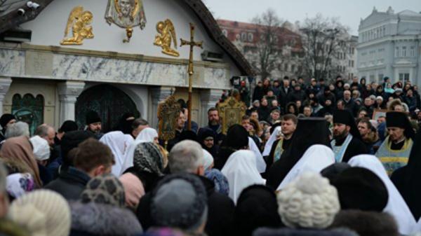 Действия Константинополя могут подтолкнуть раскольников к насилию