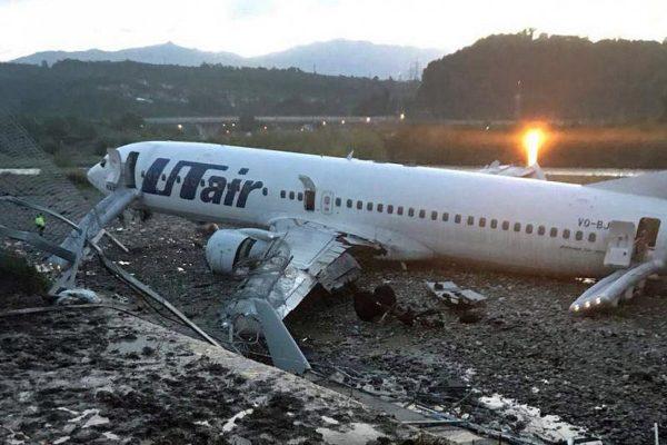 Сотрудник сочинского аэропорта умер от сердечного приступа, эвакуируя пассажиров загоревшегося самолета