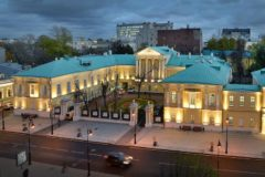 В Москве продадут с аукциона старинное здание в усадьбе Барышникова