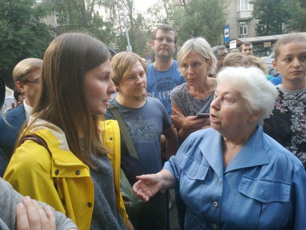 Открытие прачечной для бездомных в Москве вызвало протест местных жителей