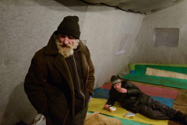 """Владелец помещения прачечной для бездомных расторг договор  аренды с """"Ночлежкой"""""""