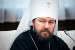 Митрополит Иларион: Нам не останется ничего, кроме как разорвать общение с Константинополем