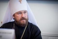 Верующие будут вставать на защиту своих святынь при попытке их отнять – митрополит Иларион