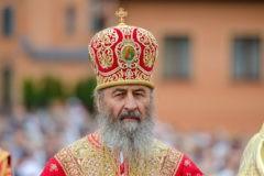 Русская Церковь призывает верующих Украины сплотиться вокруг митрополита Онуфрия