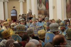 В Тульчинской епархии духовенству не благословляется общение с экзархами Константинополя в Украине