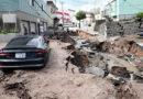 Землетрясение в Японии: более 100 пострадавших, 39 пропавших без вести