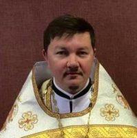 Священник Николай Евсеев
