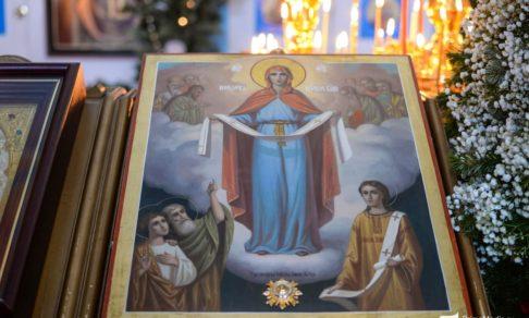 Покров Богородицы - вне времени, места и обстоятельств