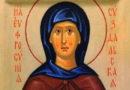 Церковь празднует память преподобной Евфросинии Суздальской