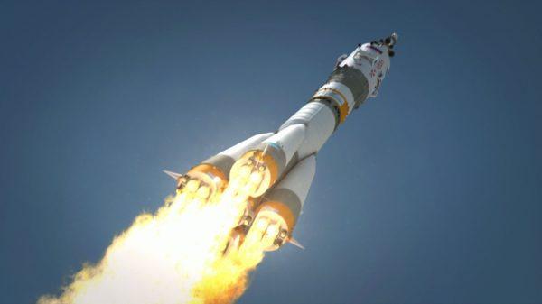 """МОЛНИЯ. Во время запуска ракеты """"Союз"""" с космонавтами произошла авария"""