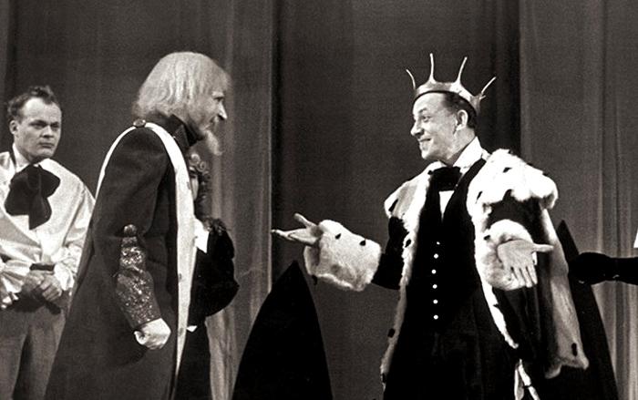 """""""Вы великий человек, государь! Простите мне мою разнузданность — вы великан!"""""""