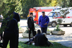 Стрельба в колледже в Керчи: 21 человек погиб, более 40 пострадали
