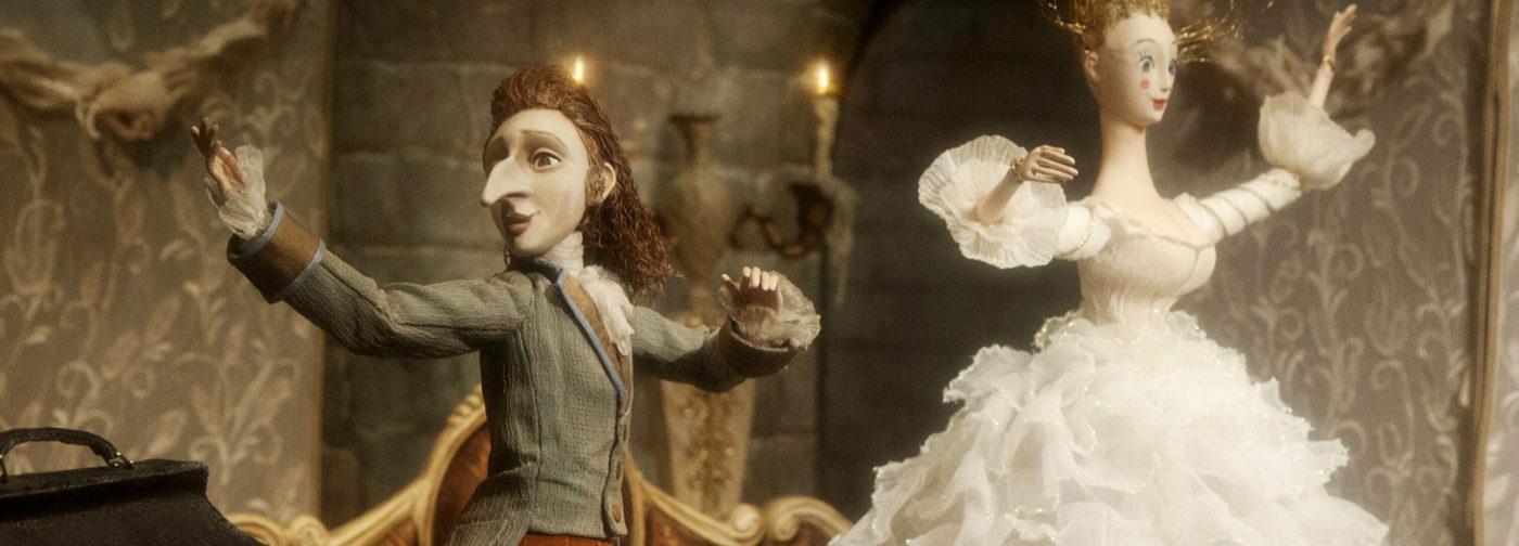 """""""Только жить — чего бы это ни стоило!"""": кукольный долгострой о сказочнике Гофмане"""