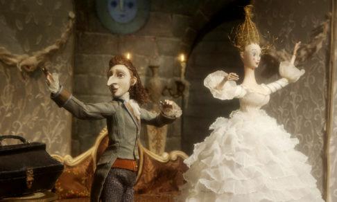 """""""Только жить - чего бы это ни стоило!"""": кукольный долгострой о сказочнике Гофмане"""
