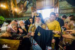 «Церковь не поклоняется политикам» – Патриарх Александрийский о ситуации на Украине