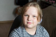 Пока врачи не могли поставить диагноз – Аня научилась читать по губам
