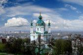 Порошенко намерен передать Андреевскую церковь в использование Константинополю – как…