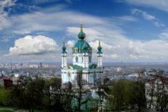 Порошенко намерен передать Андреевскую церковь в использование Константинополю – как «символический жест»