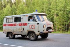 Половина машин скорой помощи в России требует замены – Минздрав