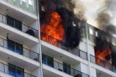 На Камчатке школьница спасла во время пожара пятерых детей