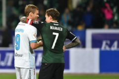 На футболистов Кокорина и Мамаева завели уголовное дело о хулиганстве