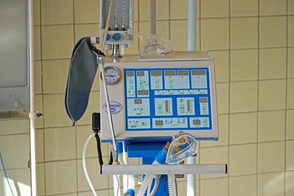 Пациенты из регионов могут получить аппараты ИВЛ бесплатно – Минздрав
