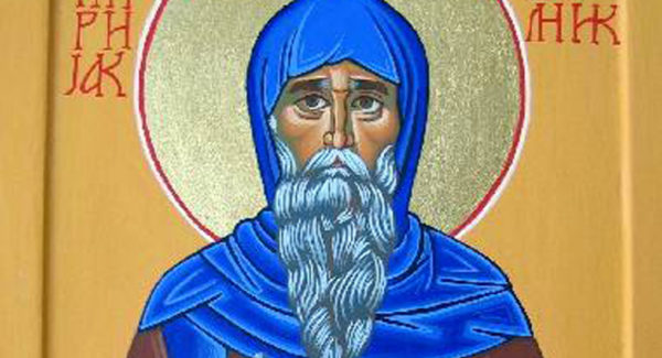 Церковь вспоминает преподобного Кириака, отшельника