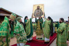 В Пензенской епархии состоялось прославление блаженного Иоанна (Поташева), старца Кочетовского