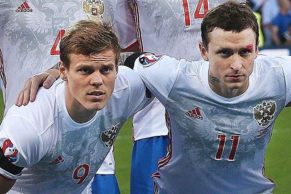 Футболисты Мамаев и Кокорин задержаны полицией