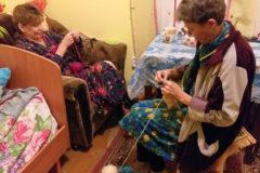 Прихожанка архангельского храма сделала в своей квартире приют для бездомных женщин