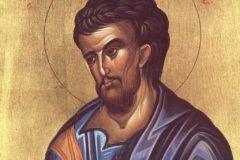 Церковь чтит память святого апостола и евангелиста Луки