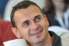 Осужденный на 20 лет тюрьмы Олег Сенцов получил премию Сахарова
