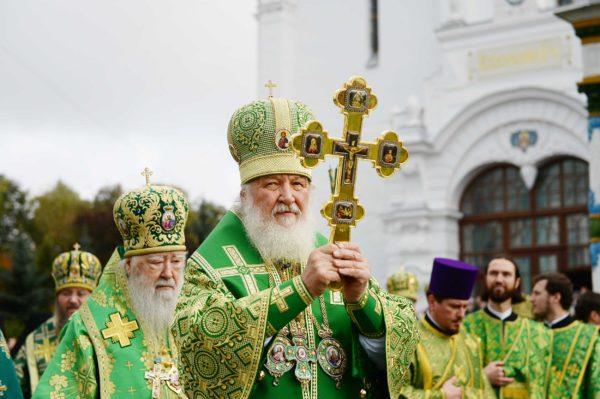 Русская Церковь будет отстаивать каноны Православия во всем мире – Патриарх Кирилл